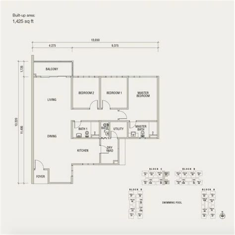 foresta floor plan review for damansara foresta bandar sri damansara
