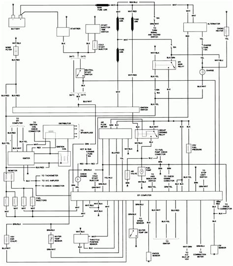 toyota hilux alternator wiring diagram 38 wiring diagram