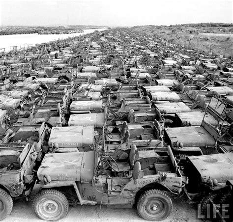 rubicon4wheeler: Okinawa's WW2 Jeep Graveyard