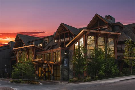 Canmore Accommodations Cabins by Canmore Hotels Solara Resort Spa