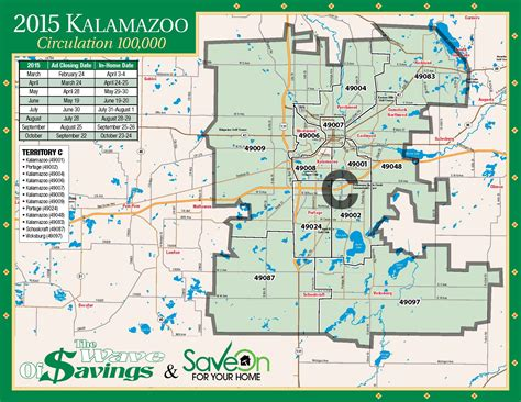 zip code map kalamazoo county kalamazoo zip code map zip code map