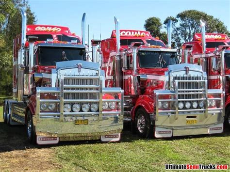 aussie kenworth trucks australian truck causley transports kenworth trucks