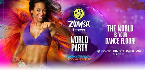 zumba fitness world party tv spot official launch zumba fitness world party hawaii reveal gamingshogun