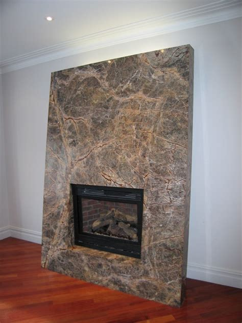 Fireplace Slabs by Modern Slab Custom Fireplace Modern Living Room