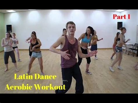 aerobics dance workout to lose weight at sculpt co in latin dance aerobic workout part 1 dance cardio to
