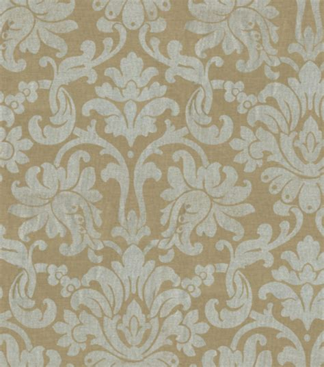 Waverly Home Decor Fabric by Home Decor Print Fabric Waverly Shining Moment Foil Jo