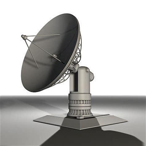 satellite dish dimensions