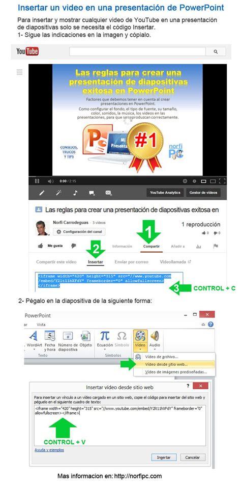 agregar imagenes a un pdf como agregar e insertar videos en las presentaciones de