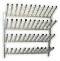 products new home wall mounted stainless steel boot racks