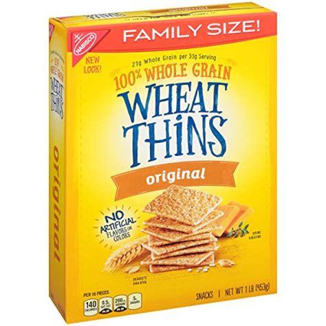 Fantastic Crackers Teriyaki 100 Gr wheat thins crackers original 16 ounce boxes 6 pack packaging may vary
