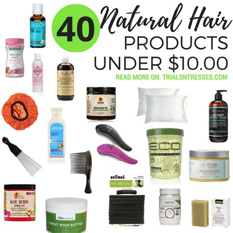 haircuts under 10 dollars 40 natural hair products under 10 dollars trials n tresses