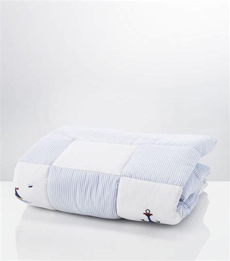gordonsbury crib bedding gordonsbury sailing away crib quilt