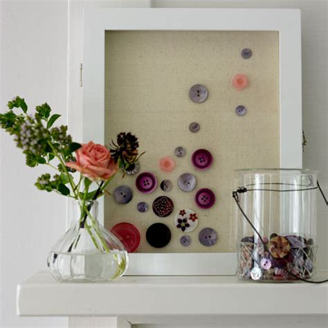 home button decorations 35 button crafts beautiful ideas for creative home decoration