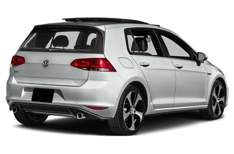 volkswagen cars 2017 2017 volkswagen golf gti overview cars com