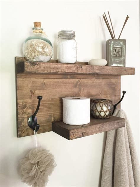 rustic bathroom towel racks 15 amazing handmade rustic towel rack designs for your bathroom
