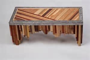 tables wood metal custom