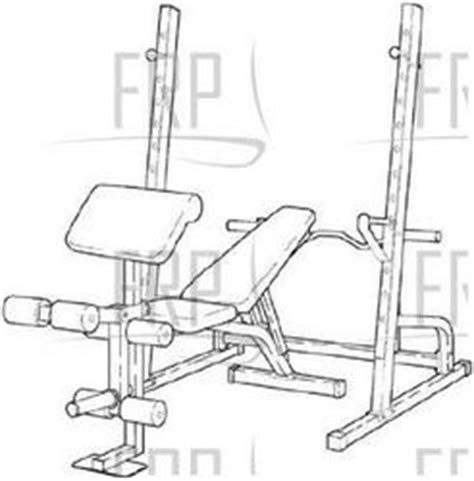weight bench replacement parts pin weider 195 weight bench by on pinterest