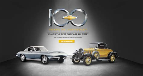 first chevy ever made happy 100th to chevrolet what s the best chevy ever