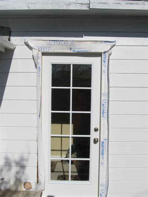 How To Install Trim Around An Exterior Door Or Window Installing Exterior Doors