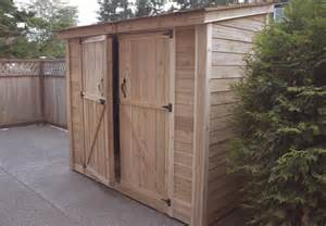 garden shed doors lease to individual storage sheds