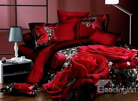3d Duvet Cover Bedding Sets Luxury 3d Printed 4 Cotton Duvet Cover Sets Beddinginn