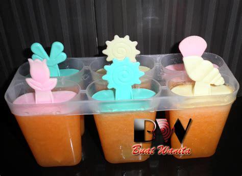 Blender Untuk Pop resepi ais krim pop carrot oren yang sihat buat wanita