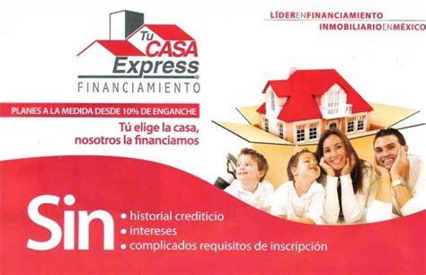 tu casa tu casa express financiamientos en cuauhtemoc tel 233 fono y