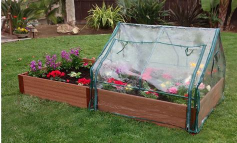 raised bed greenhouse raised bed gardens with greenhouses cold frame greenhouse frame it all