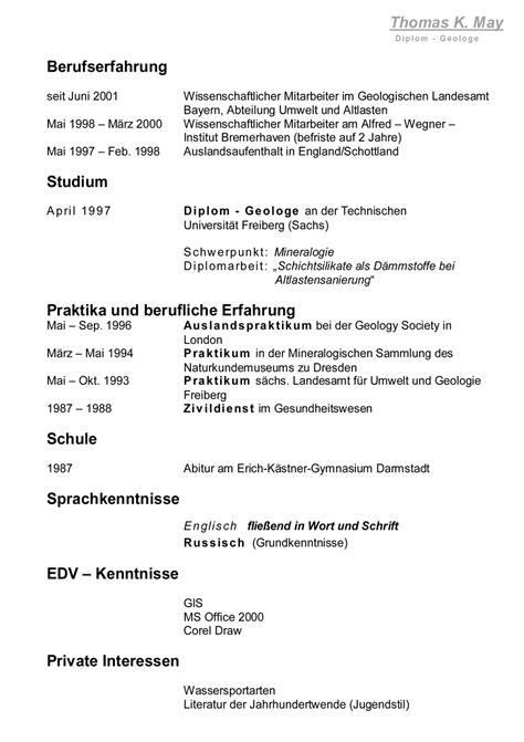 Lebenslauf Muster Bundeswehr lebenslauf bundeswehr kostenlose anwendung die vorlage