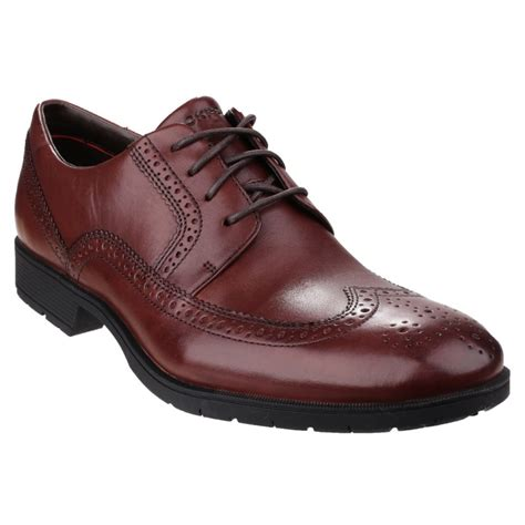 chilli shoes rockport total motion performance stability wingtip s