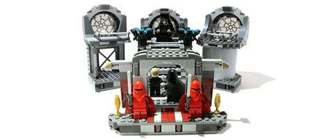 death star lego star wars final duel star wars death star final duel lego review slashgear