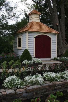 williamsburg gardensheda colonial garden shed plans shed