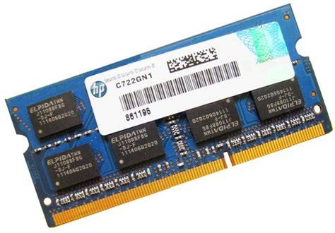 Ram Visipro Ddr3 Lv hp 693374 001 8gb 1600mhz pc3l 12800s lv ddr3 204 pin sodimm laptop ram memory