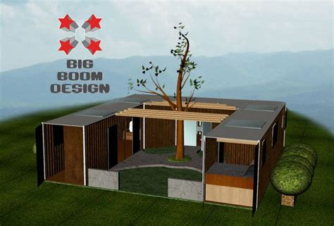 Container House With Courtyard Shipping Container Homes Courtyard House Plans Shipping Container Home