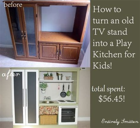 play kitchen from old furniture 17 best images about recycle upcycle repurpose