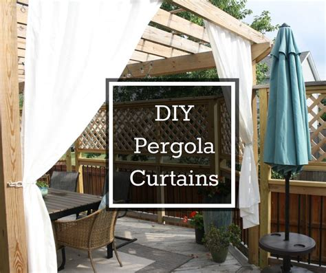 pergola with curtains 1000 ideas about pergola curtains on outdoor