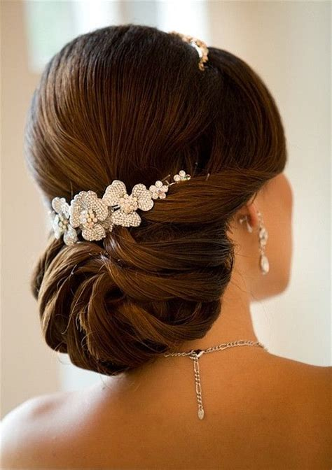 elegant hairstyles buns indian bridal hairstyles in weddings top best most