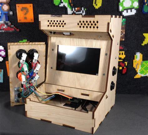 Arcade Cabinet Kit by Diy Arcade Cabinet Kits More Porta Pi Arcade Kit