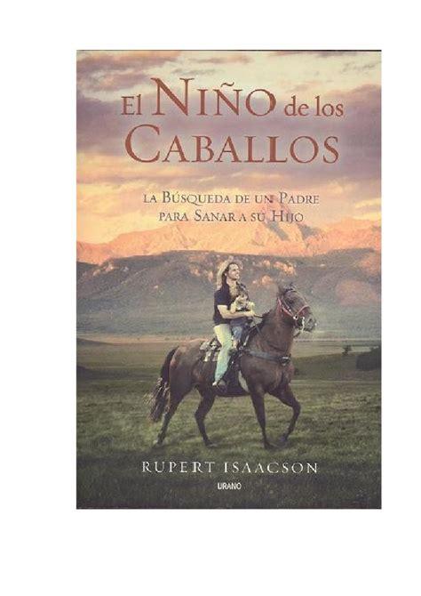 imagenes romanticas con caballos el ni 241 o de los caballos