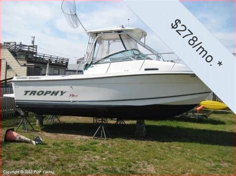 bayliner 2352 trophy walkaround boats 2003 used bayliner 2352 trophy walkaround fishing boat for