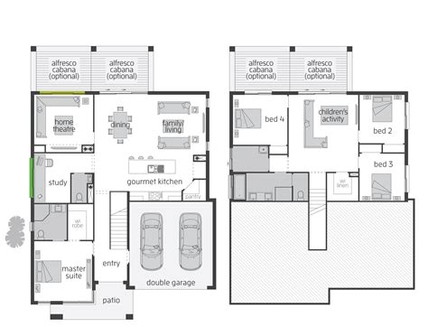 4 bedroom split level floor plans four house 2018 also