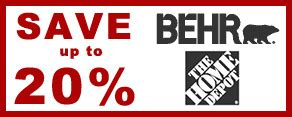 Behr Discount by Behr Coupons And Rebates Behr Colors Behr Interior