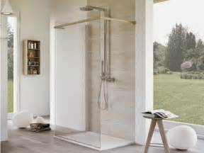 modern shower bathrooms with glass showers rilane with