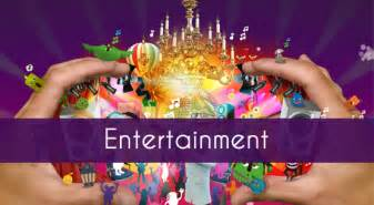 Entertainment In Entertainment And Creativity Services Export Promotion
