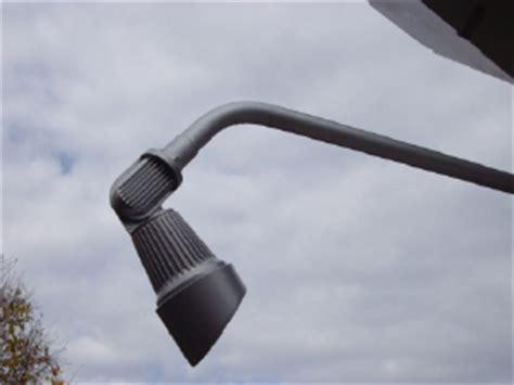 len 2 strahler solar schildbeleuchtung excellent werbetechnik vom profi