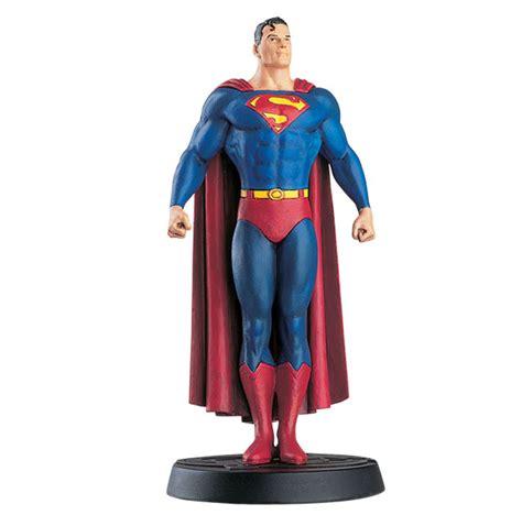 Eaglemoss Dc Comics Two superman figurine dc comics collection eaglemoss collections
