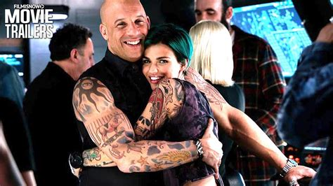 triple x tattoo vin diesel is back in return of xander cage
