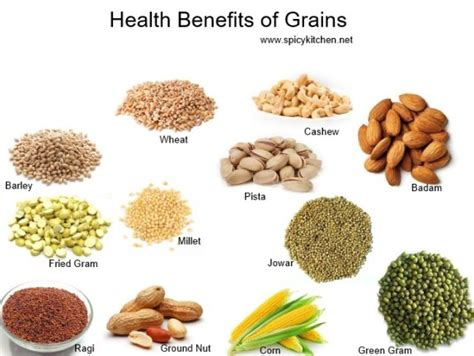 whole grains and health health benefits of grains spicy kitchen