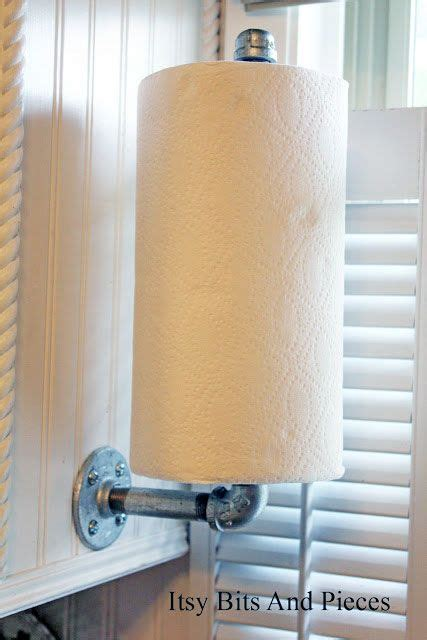 Make A Paper Towel Holder - how to make a paper towel holder that matches your kitchen
