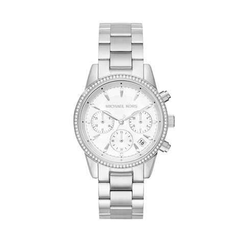 Micheal Kors Uhr by Michael Kors Uhr Ritz Mk6428 Juwelier Kraemer Onlineshop